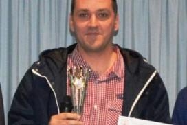Sredojevic, Ivan, al centro vincitore del festival 2017
